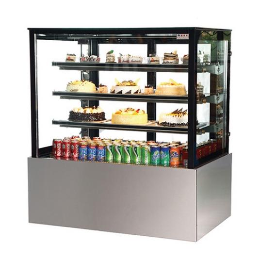 Tủ trưng bày nóng - lạnh